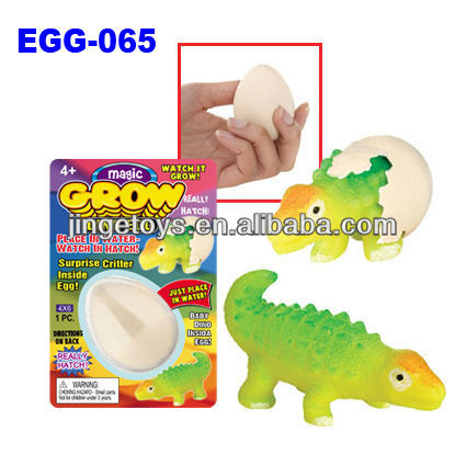Novelty Hatching & Growing Toys