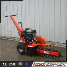 2 Hours replied high processing power and durability trench digging machine