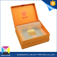 OEM/ODM printing Manufacturer luxury gift folding box board paper custom hat packaging box suit for health care pro