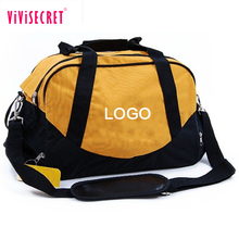 Customized OEM nylon duffle bag manufacturers personalised logo small teen sports bag unisex practical bags for gym use