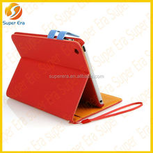 2014 Fahsion Multi-Founctional PU leather cell phone case for ipad mini