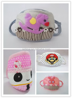 Anti dust cute children and female mouth mask