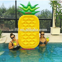 OXGIFT Floating Row,Giant Pool Toys Inflatable Floats Pineapple For Sale