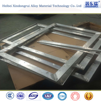 cnc machining aluminum accessory profiles of china supplier