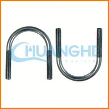 High quality! High strength! u bolt bracket with nuts