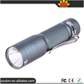 AT-800 XP-E LED 650 Lumens 3 Mode Tail Switch Tactical LED Flashligth Torch