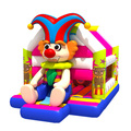 GMIF70915093 High quality clown theme inflatable bounce house inflatable bouncer for sale