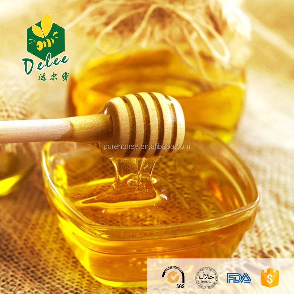 Chinese factory supply date honey