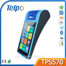 Telpo TPS570 Golf Club Member Management Android Rfid Pos Cashier device