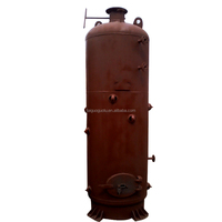 200kg 0.4Bar Small Rice Hull Fired Boiler