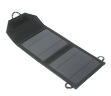 New Product 7W Foldable High Efficiency Solar Panel Charger handy power charger for mobile phone