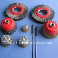 Steel Wire Cup Brush