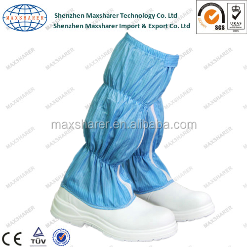 esd cleanroom booties High temperature resistant boots factory working shoes safety cleanroom boots