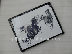 heat transfer blank sublimation cover for iPad 2/3