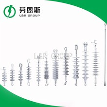 High Voltage ceramic Line Post Insulators