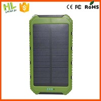Hot sale 10000mah solar sun charger mobile in Africa