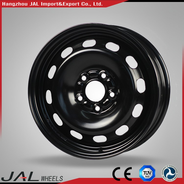 Standard Auto Part OEM Manufacturing Forged Steel Wheel
