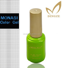 700 colors professional long lasting shining uv nail gel for nail beauty