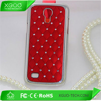diamond bling design aluminum case for galaxy s4 mini