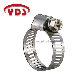 American type stainless steel compressor clamps clamp