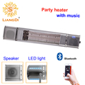 Good quality induction home heaters 2000w electric heater remote control