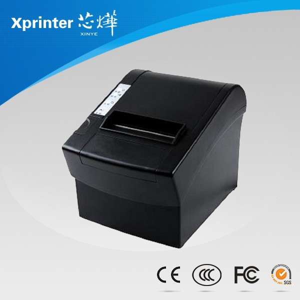Wireless POS Thermal Printer for Android System 80mm POS thermal printer line printing