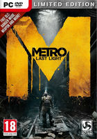 METRO LAST LIGHT STEAM CD KEY - REGION FREE MULTILANGUAGE