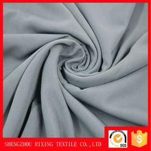 New popular 100% polyester woven stretch fabric spandex covered yarn