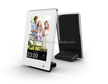 Ultra slim 6 inch digital photo frame wholesale