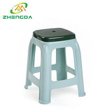 Cheap price stackable home kitchen bar plastic adult stool