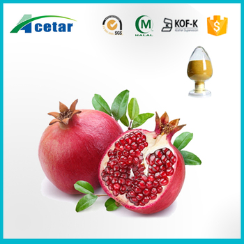 health care product pomegranate peel extract powder Punicalagins for sale