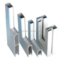 Frame application 6063 T5 aluminum profiles