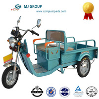 Hot sale motorized Rauby cargo electric tricycle made in China