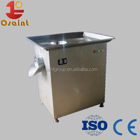 High efficiency low temperature raise meat mincer machine for meat paste