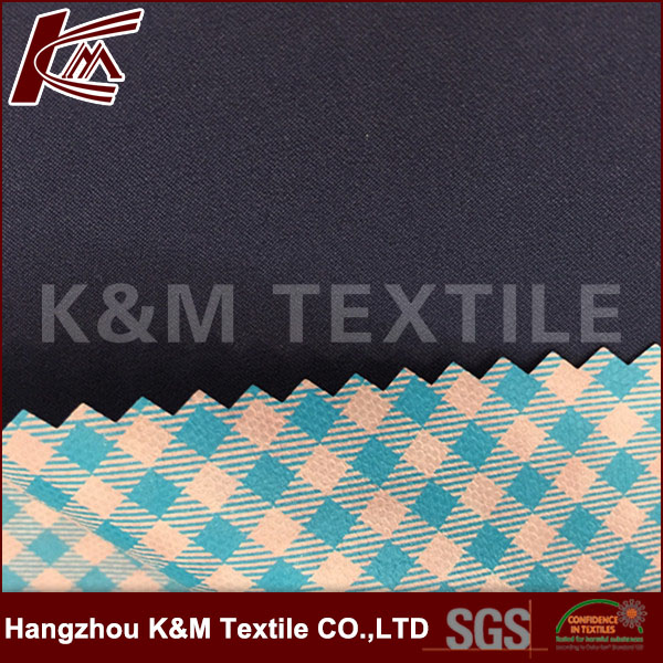 100% polyester 4 way stretch elastic compound TPU color film outdoor fabric