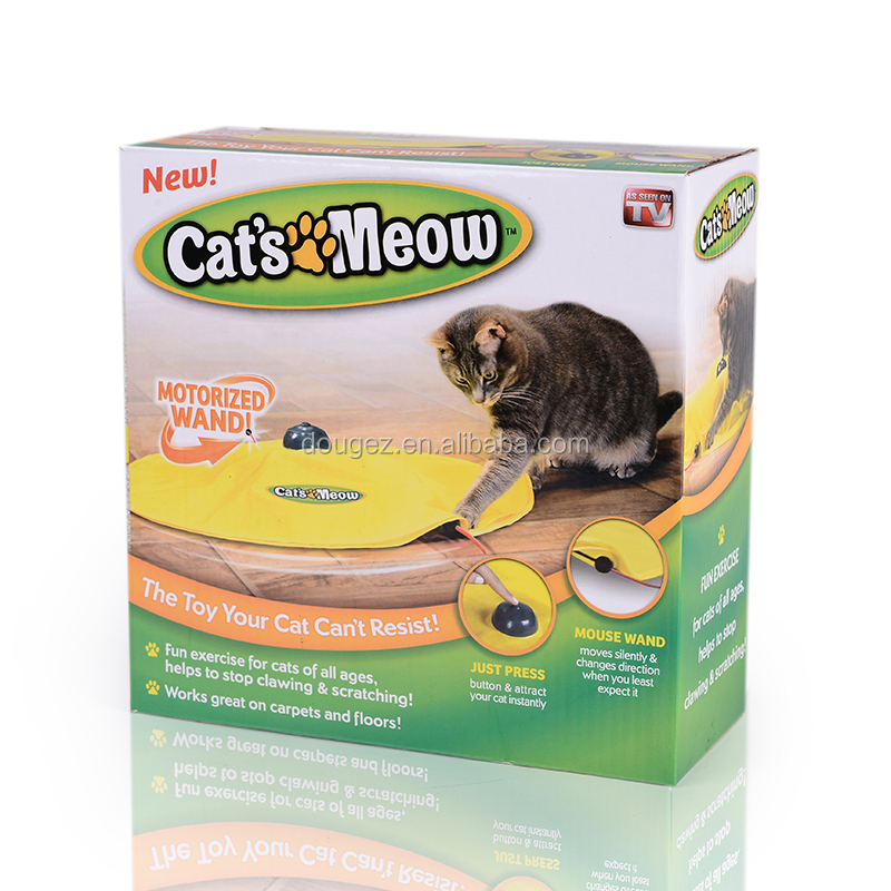 2020 China-made high-quality low-cost hot cat mouse undercover portable toys