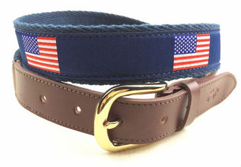 Wholesale popular webbing and canvas belt