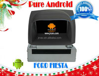 Android 4.2 auto dashboard for Ford Fiesta RDS,Telephone book,AUX IN,GPS,WIFI,3G,Built-in wifi dongle