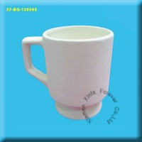 ceramic bisque mug