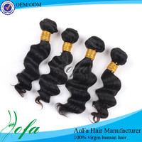 Hot !!! unprocessed top grade indian eurasian ocean wave hair