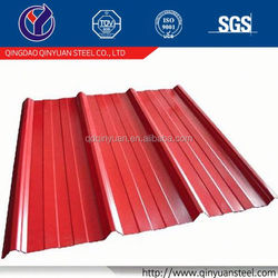zinc corrugated colorful roof tile,hot price corrugated galvanized steel sheet