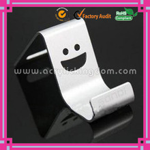 funny design custom acrylic phone stand for cell phone manufacturer