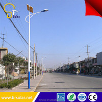 high luminance integrated LED solar street lights lamp solar