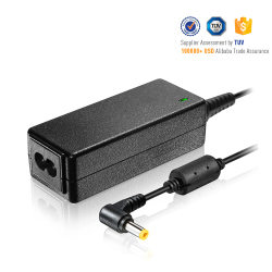 Connection desktop output 19V 1.58A over power protect ac adapter mini