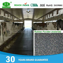Rubber Powder Cow Stable Mat