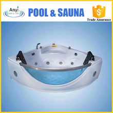 Best selling acrylic cheap whirlpool bathtubs for sale