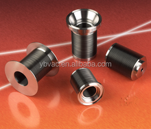 Vacuum valve core stainless steel bellows