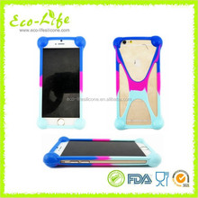 hot sale Mixed Colors Universal Silicon Bumper Case for Many Phone Models