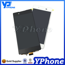 Most popular phone accessories for sony xperia z4 screen, screen for sony z4 lcd with digitizer assembly