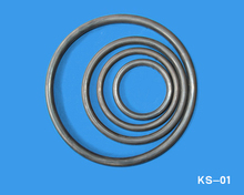 T type rubber sealing ring for pipeline